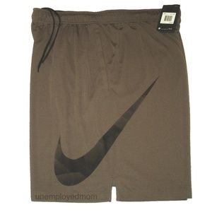 Big Tall Nike Dry Training Shorts Athletic Sports